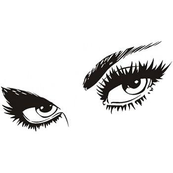 Amazon Com Audrey Hepburn Beautiful Eyes Wall Decal