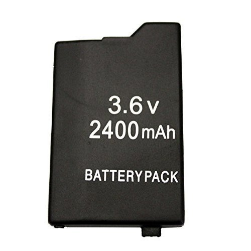 Replacement Battery for Sony PSP 2000 and PSP 3000 by Mars Devices - Psp Slim Replacement Battery
