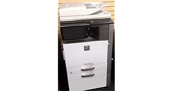 Amazon.com: Sharp mx-4111 N Impresora Copiadora escáner ...