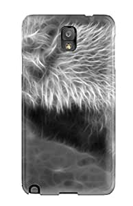 Tasha P Todd Snap On Hard Case Cover Wolf Protector For Galaxy Note 3