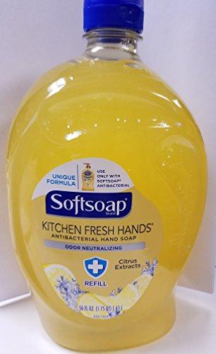 Softsoap Kitchen Fresh Hands Refill (56 Ounce)