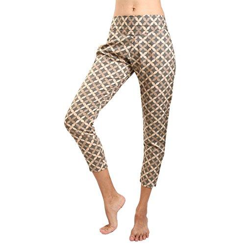 rita-risa-womens-boho-flower-design-skinny-harem-pants