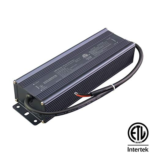 Constant Voltage Circuit - CATIYA 12V 120W Triac Dimmable LED Driver, ETL Listed Class 2 Unit Constant Voltage Transformer for Forward Phase, Magnetic Low Voltage and Triac Dimmers
