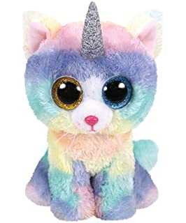 Ty Beanie Boo - Kiki Cat  Amazon.co.uk  Toys   Games 43ffe3173ef1
