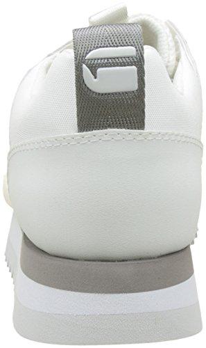 G Blanc 110 Deline Femme Baskets STAR White RAW rrqpa