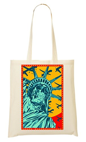 Di Bag Nyc Cp Statua Borsa Shopping 8gxqC