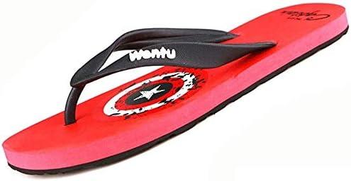 メンズサンダルは、フリップは、カジュアルシューズ夏のビーチクリップつま先サンダルフロップ (Color : A, Size : 40EU)