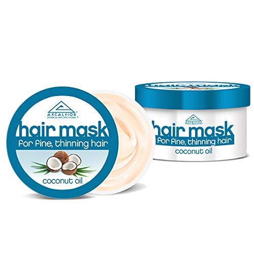 Excelsior Coconut Hair Mask Pack