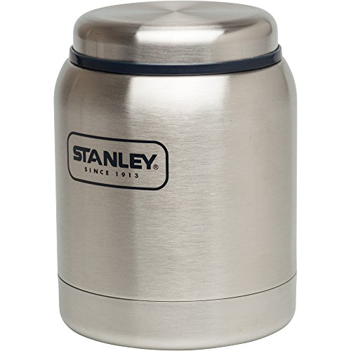 Stanley 10-01610-002 Adventure Food Jar, Stainless Steel, 14 oz