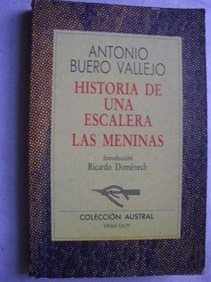 Historia de una escalera. Las Meninas: Amazon.es: Antonio Buero Vallejo, Teatro: Libros
