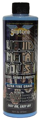 UPC 019172725161, Gliptone Ultra Fine Grade Liquid Metal Polish (16 oz)