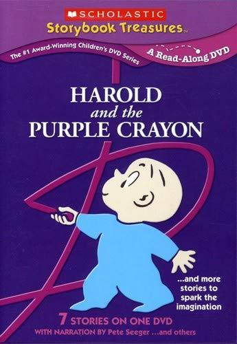 Harold and the Purple Crayon... and More Stories to Spark the Imagination ()