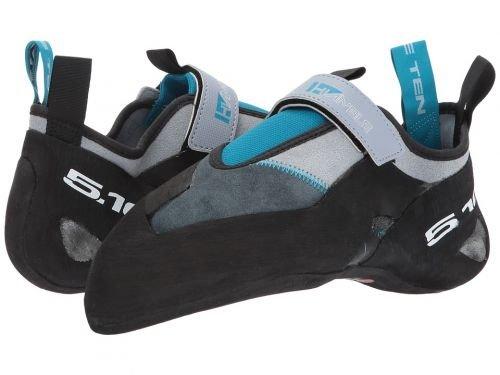 FIVE TEN(ファイブテン) メンズ 男性用 シューズ 靴 スニーカー 運動靴 登山靴 Hiangle - Grey/Aqua 10 D - Medium B07BMFN9LY