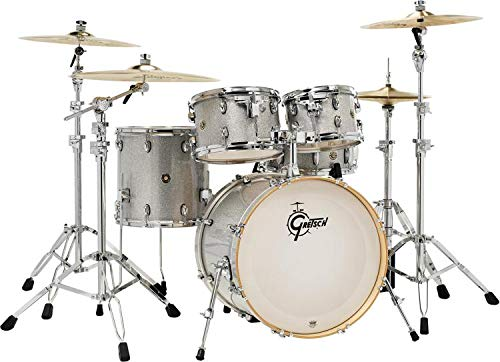 (Gretsch Drums Catalina Maple Shell Pack - 5-pc W/ 22