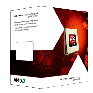 AMD FX 6100 6-Core Processor, 3.3 6 Socket AM3+ - FD6100WMGUSBX