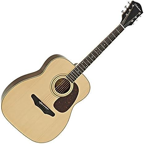 Silvertone 633 Guitarra Acústica Natural: Amazon.es: Instrumentos ...