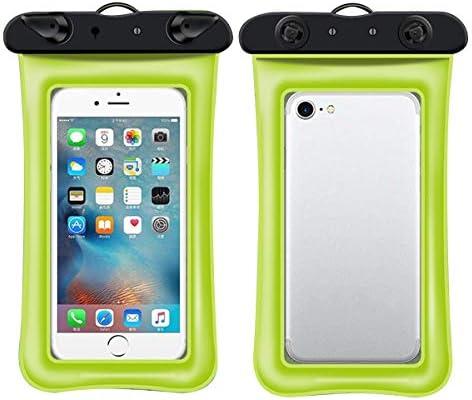 AIUIN Funda Impermeable 5.2~6 Pulgadas Waterproof Case Universal Caja del teléfono Estuche estanco al Agua Duradero (Verde,4 pcs): Amazon.es: Deportes y aire libre