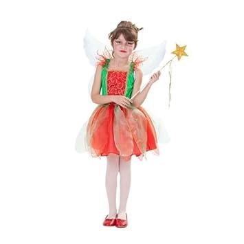 Disfraz de hada - De 2 a 4 años: Amazon.es: Juguetes y juegos