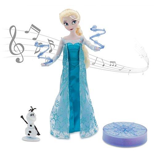 Disney Frozen Elsa Deluxe Singing Doll S