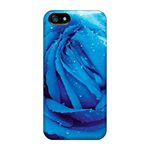 Top Quality Case Cover For Iphone 5/5s Case With Nice A Piece Of Blue Sky Appearance