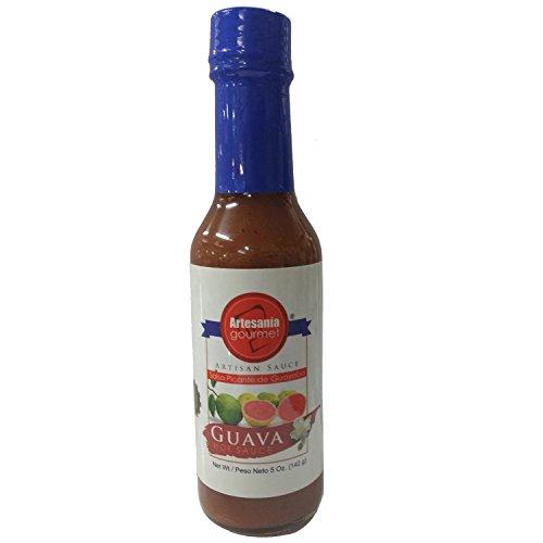HOT SAUCE GUAVA ( Salsa Picante de Guayaba )