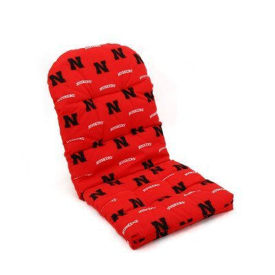 College Covers Nebraska Cornhuskers Adirondack Cushion by College Covers
