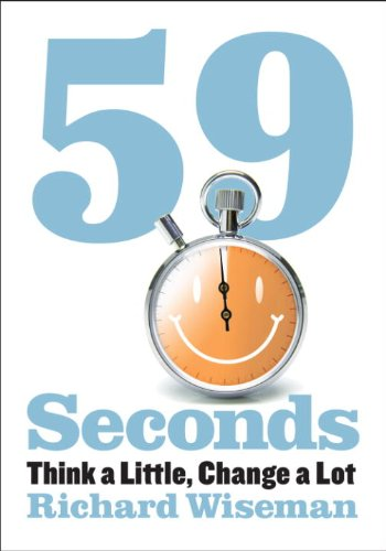 59 Seconds: Think a Little, Change a Lot (Borzoi Books)