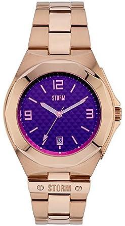 Storm Tizo Damen-Armbanduhr Purple 47252-P
