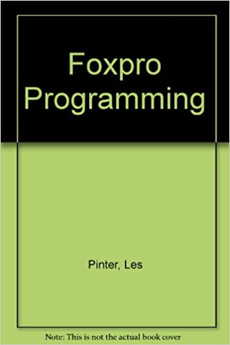 Buy Foxpro Programming Book Online at Low Prices in India   Foxpro ...