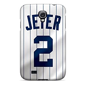 Durable Cases For The Galaxy S4- Eco-friendly Retail Packaging(new York Yankees)