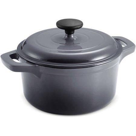 Dutch Oven pot cast iron high quality scratch resistant 4 sl