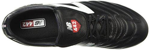 V1 Men's New Soccer Black White Fg Shoe Classic Pro 442 Balance 5n5r0xwqXH
