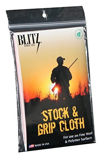 Blitz 21022 Stock and Grip Cloth (2 Pack), 11