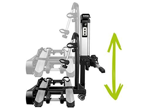 41AT Km5ysL EUFAB 11535 Heckträger Bike Lift, für E-Bikes geeignet