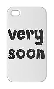 very soon Iphone 5-5s plastic case