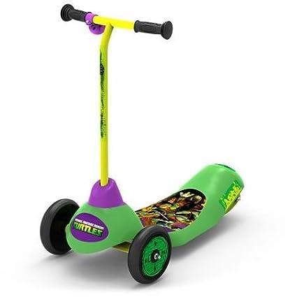 Teenage Mutant Ninja Turtles Safe Start 3-Wheel Electric ...