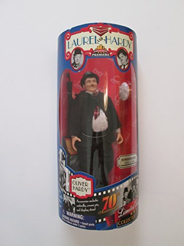 70th Anniversary Series (70th Anniversary Limited Edition Collector's Series-Oliver Hardy)