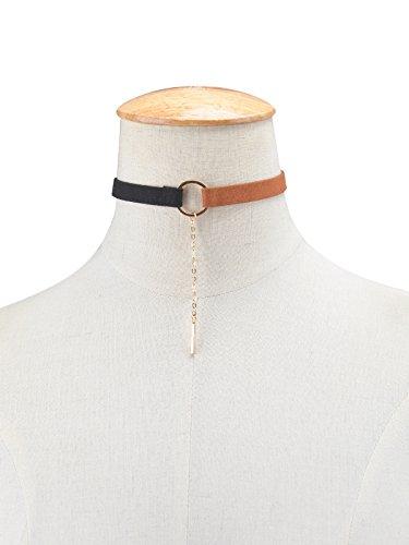Zealmer Gothic Pendant Necklace Jewelry