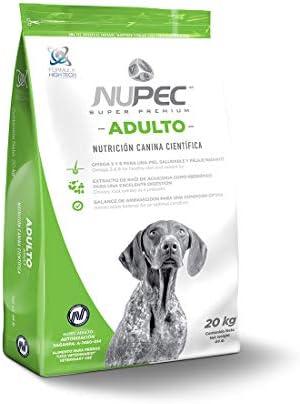 Nupec - Croquetas para Perros, Adulto, Sabor a Carne, 20 kg (Empaque puede variar) 2