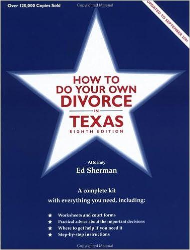 General Divorce Questions & The Divorce Process