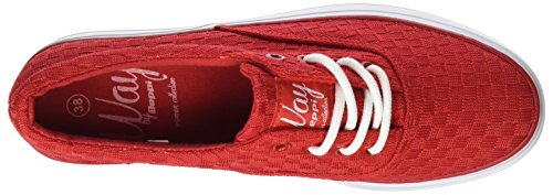 Beppi Women's Canvas Fitness Shoes Red (Red Red) MEqJ2Rw79
