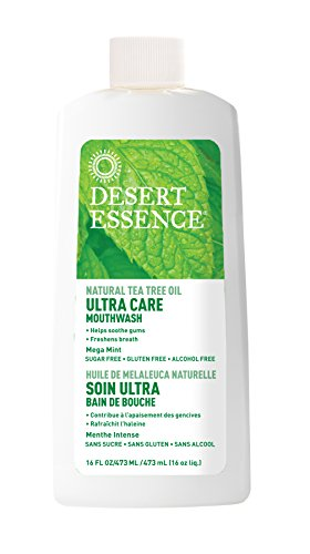 Natural Tree Ultra Care Mouthwash product image