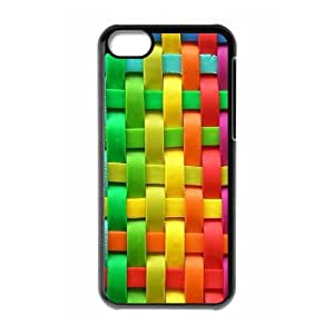 Iphone 5C 2D Custom Hard Back Durable Phone Case with Colour Image