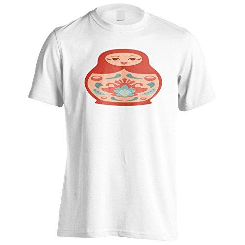Matryoshka 4 Herren T-Shirt n844m