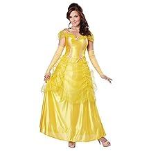 California Costumes Women's Classic Beauty Fairytale Princess Long Dress Gown