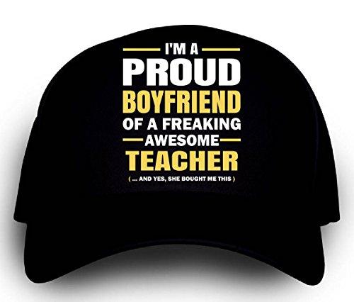 Teacher Trucker Hat (Proud Boyfriend Of A Teacher -)