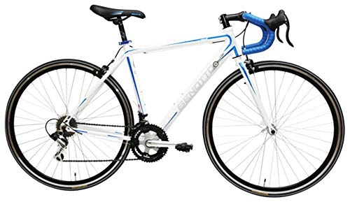 Benotto RRU570701451BL Bicicleta de Aluminio Rodada R700C, Unisex, 14 Velocidades