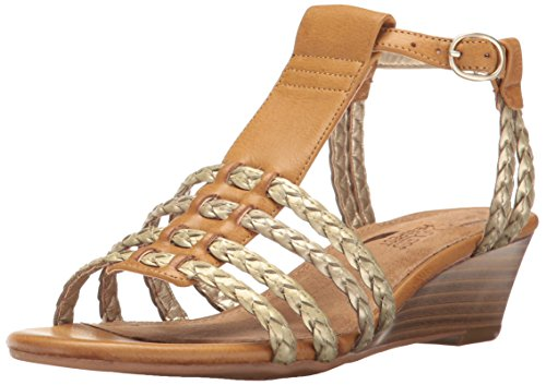 Aerosoles Womens Bittersweet Wedge Sandal