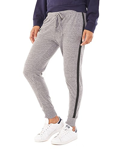 4169Do3PjFL Alternative Women's Jersey Jogger, Eco Grey, Medium