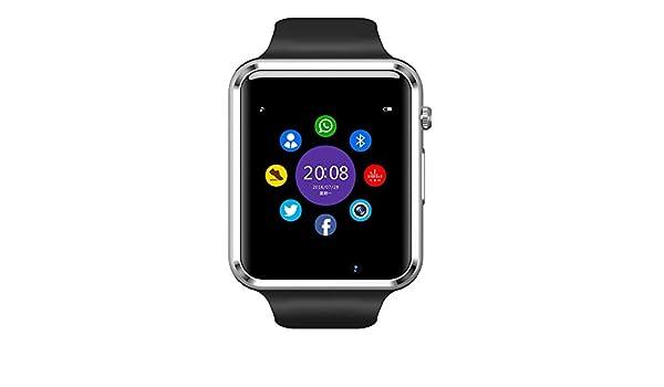 ADTECK Motorola Moto E 4G Watch Connected, Smartwatch SIM/TF ...